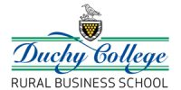 Duchy College Rural Business School Logo