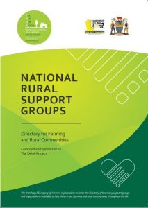 national Rural Support Groups Directory from Yana