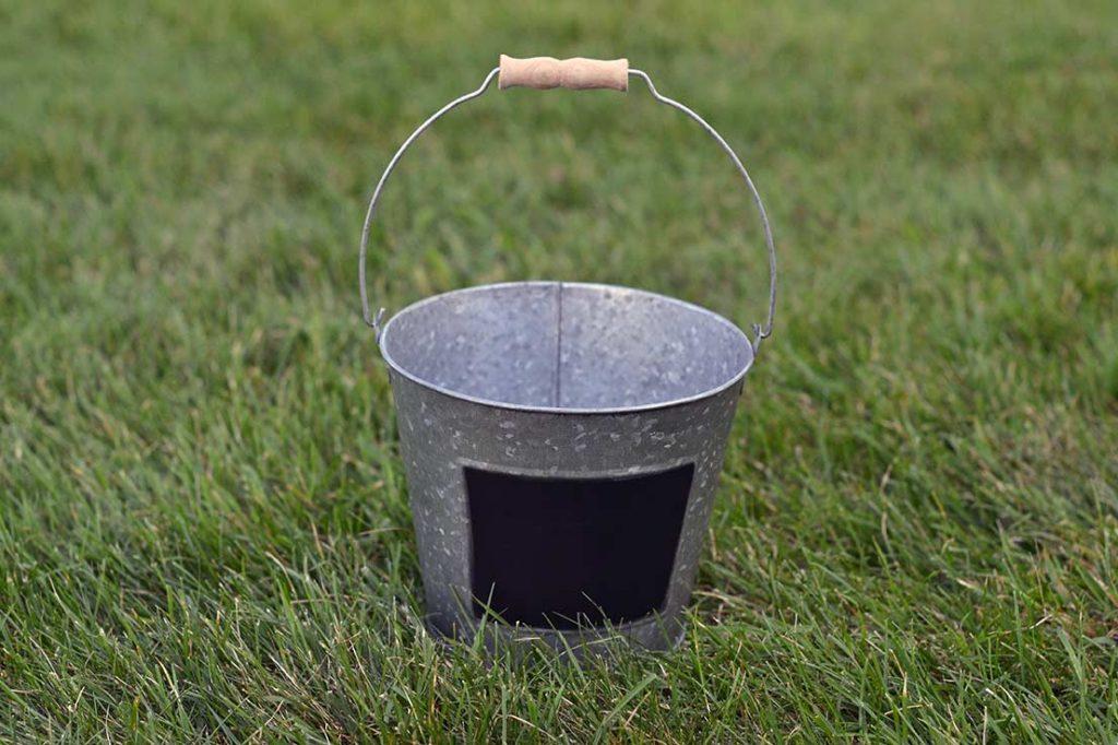 Stress bucket